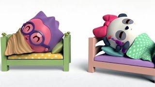 Подготовка ко сну - МАЛЫШАРИКИ: Умные песенки - теремок тв: песенки для детей