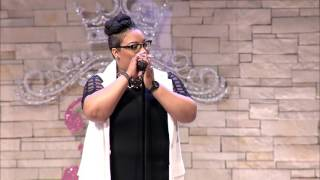 "Tasha Page Lockhart Performs ""Faith Come Alive"" and ""Different"""