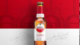 Elmwood London Crafts New Brand Identity for Amstel®