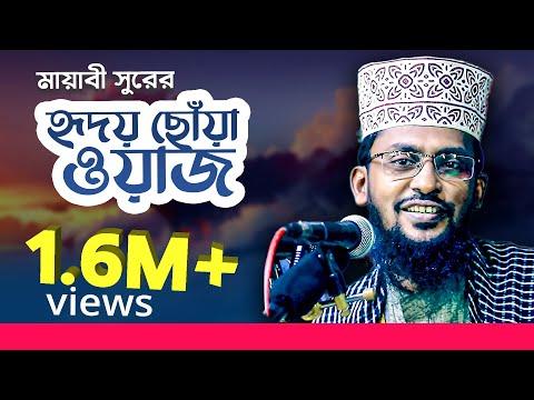 মায়াবি সূরের এক হৃদয় ছোঁয়ানো ওয়াজ Bangla Islamic Waz By Maulana Jiaul Islam