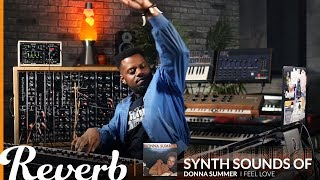 """Synth Sounds of """"I Feel Love"""" by Donna Summer   Reverb Learn to Play"""