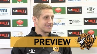 Manchester United V Hull City  Preview With Michael Dawson