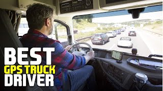 10 Best GPS 2020 For Truck Drivers