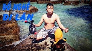 LẶN XUYÊN VIỆT - Cùng SeaScooter 300w - Video 4K