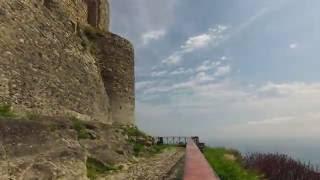 Castello della Valle - Fiumefreddo Bruzio 12/06/16 - Time Lapse