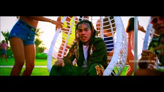 "6IX9INE ""KIKA"" Ft. Tory Lanez (Official Fan Video)"
