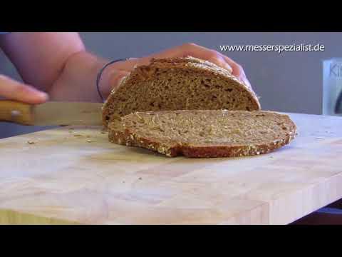 Brotmesser von Messerspezialist erklärt