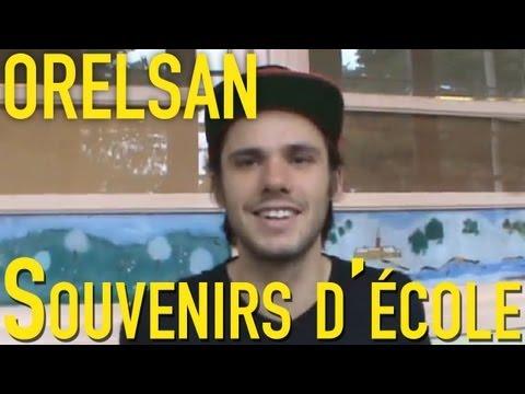 Video Orelsan - Ses souvenirs d'école (Episode 4)