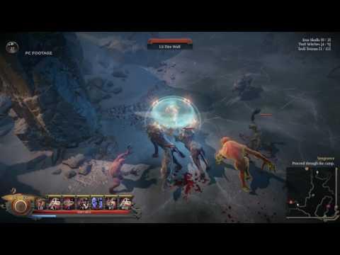 Vikings - Wolves of Midgard Action Gameplay Trailer (US)