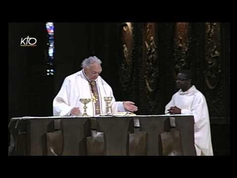 Messe du 15 mai 2015