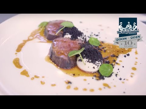 Great British Menu 2018 winner James Cochran creates 3 dishes from restaurant 1251