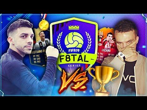 FIFA 19: F8TAL FINALE Rückspiel vs DjMaRiiO