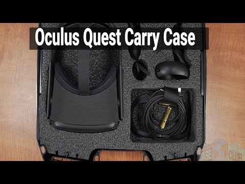 Oculus Quest Carry Case - Featured Youtube Video