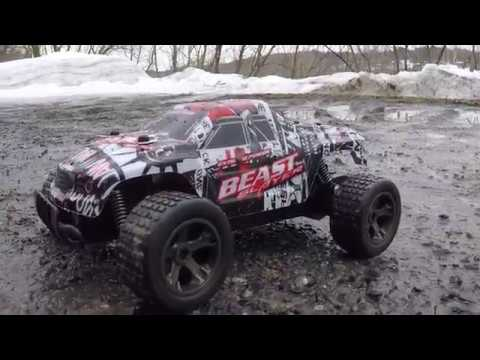 High Speed RC Car Drift Radio Controlled Racing Climbing Off Road Truck 2811 1/20 2.4G 2WD