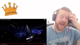 James Graham   Fix You (Coldplay)  PW Live Reaction  The Four  
