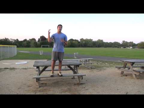 "How To ""Depth Jump"" To Increase Vertical Jump"