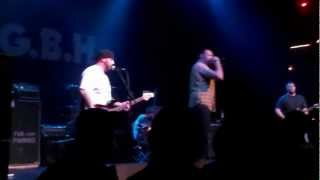 Banned For Life - Dearly Departed @ the Ventura Theater