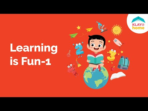 Learning is Fun 1