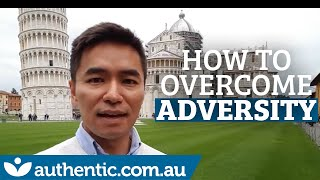 Thriving in Adversity | A Quote From Jim Rohn