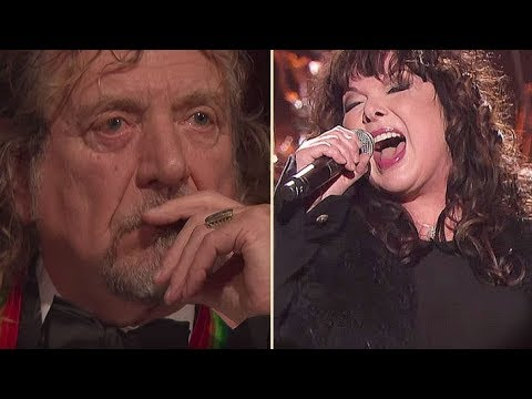 "Ann Wilson on bringing Robert Plant to tears after singing ""Stairway to Heaven"""