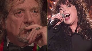 """Ann Wilson on bringing Robert Plant to tears after singing """"Stairway to Heaven"""""""