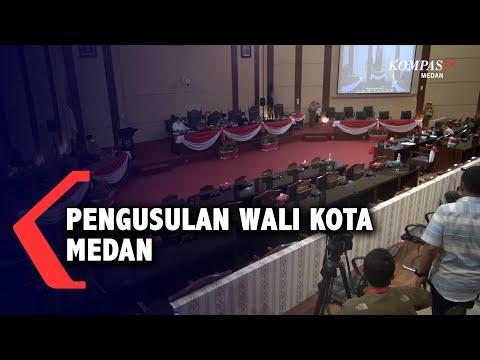 Diusulkan Menjadi Wali Kota Medan Definitif, Akhyar Nasution Katakan Ini…..