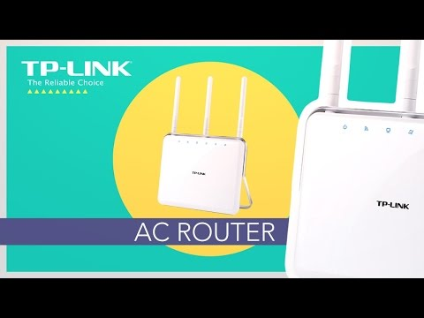 TP-Link Wi-Fi Routers | The Benefits in 802.11ac Routers
