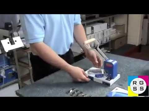 S-100 Round Corner Cutting Machine