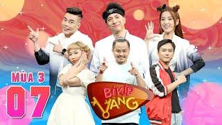 Bí Kíp Vàng Mùa 3   Tập 7: ST cười xỉu khi Trang Hý hát, Puka muốn khóc vì liên tục đập trứng sống