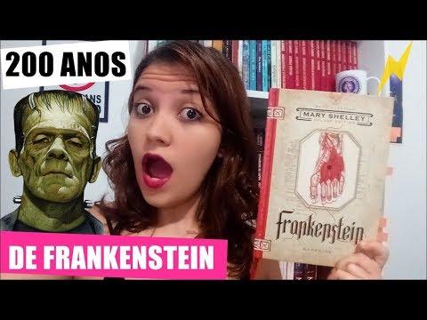 GENOMA LITERÁRIO: EPISÓDIO UM - FRANKENSTEIN   DNA Literário