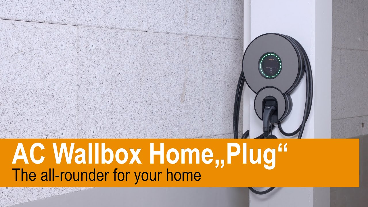 Or would you rather choose our AC Wallbox HOME Plug variant?