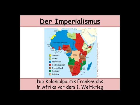 Der französische Kolonialismus in Afrika im Imperialismus (Faschoda | Marokkokrise)