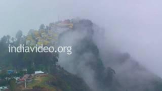Town of Tawang, Arunachal Pradesh, India