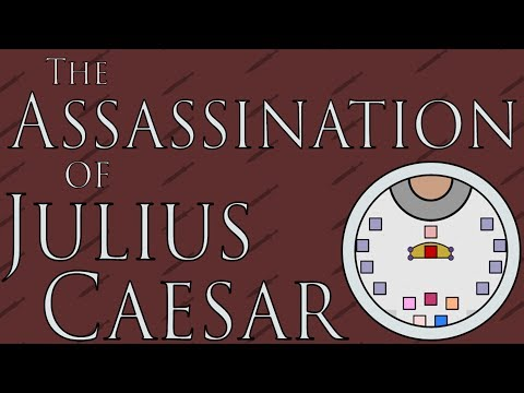 The Assassination of Julius Caesar (2019) - The Ides of March, 44 B.C.E.