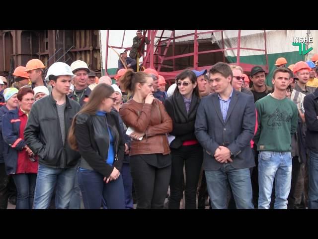 На суднобудівно-судноремонтному заводі «НІБУЛОН» відбувся спуск судна в рамках проекту з відродження судноплавства на Південному Бузі