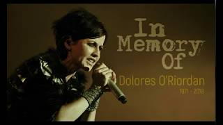 Tribute to Dolores O'riordan - I'm Still Remembering