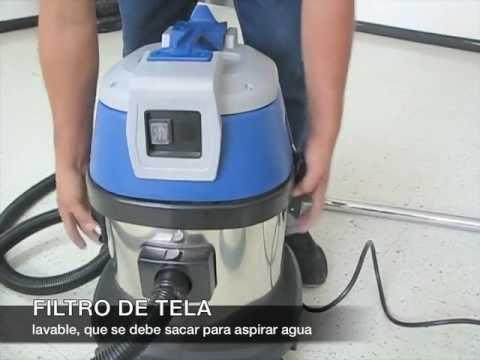 Aspiradora Agua Y Polvo 15L - M0571A