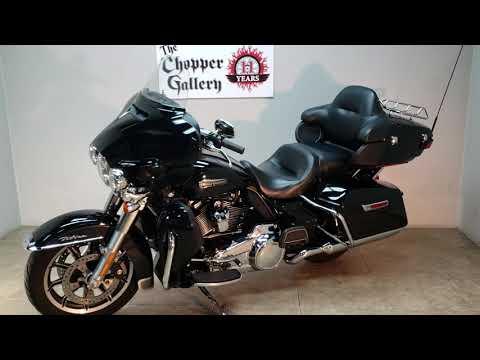 2018 Harley-Davidson Electra Glide® Ultra Classic® in Temecula, California