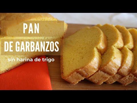 Preparar Un Pan De Harina De Garbanzos