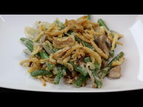 Green Bean Casserole – Thanksgiving Green Bean Casserole Recipe