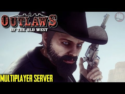 Community Base Tour Competition   Outlaws of the Old West   MP Server Part 1
