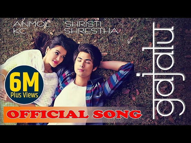 "Thumnail of ""Gajalu"" New Song 'Timi Aayou' Anmol 