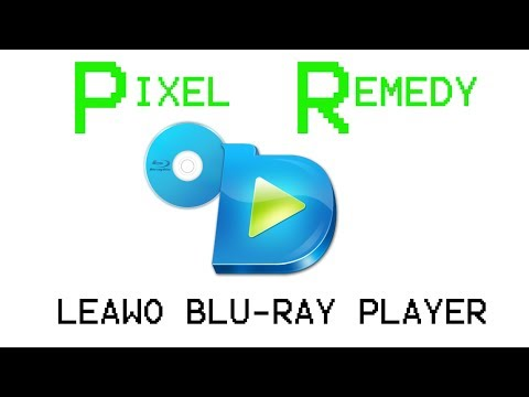 A Free Blu-ray player for PC: LEAWO Blu-ray Player