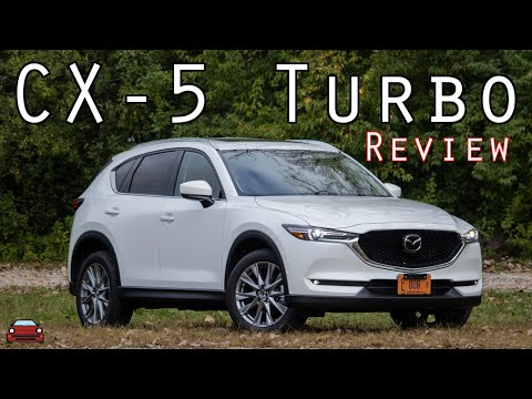 2021 Mazda CX-5 Grand Touring Reserve Review - Is The TURBO Really Worth It?