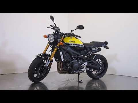 2016 Yamaha XSR900 in Greenwood Village, Colorado
