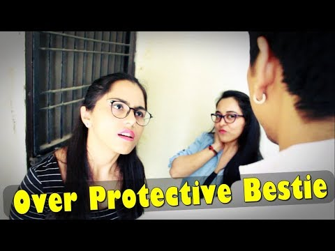 How to impress a smart guy? | Over protective bestie Ft. Garima