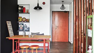 House Tours: Homes With Rustic-industrial Style