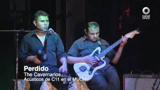 Central 11 TV - Acústicos C11 en el MUCH con The Cavernarios