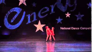 """""""Sister Act"""" Junior Jazz Duet - Energy Dance Competition Chicago"""