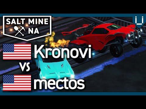 Salt Mine NA Ep.7 | Kronovi vs Mectos | 1v1 Rocket League Tournament